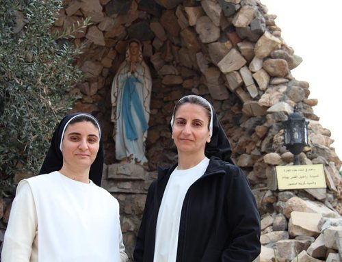 «We Want to Rebuild our Convent and Return Home»