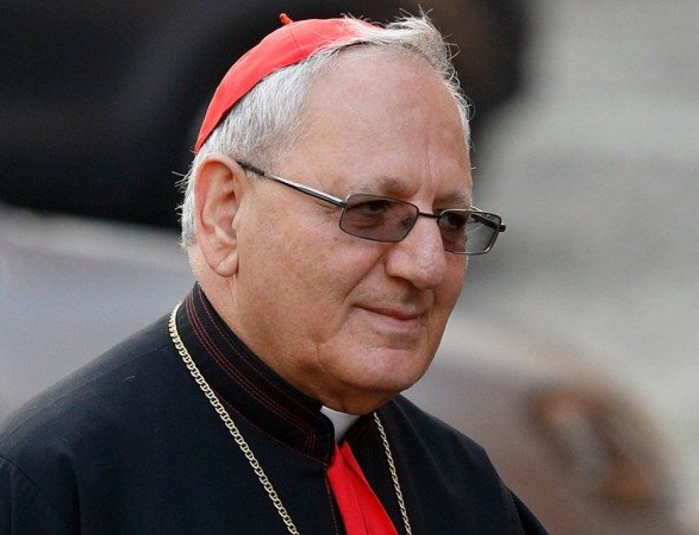 "Iraqi Patriarch Sako: ""The pope is close to us, even when he is not here."""