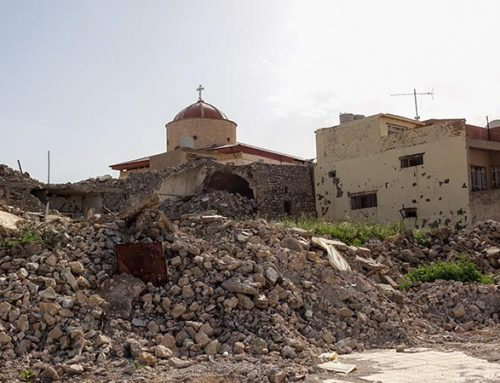 Batnaya is back – ACN to help rebuild flattened Christian village